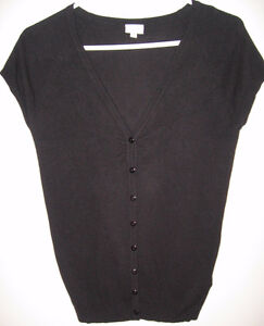 SHORT SLEEVE CARDIGAN FROM SUZY SHIER