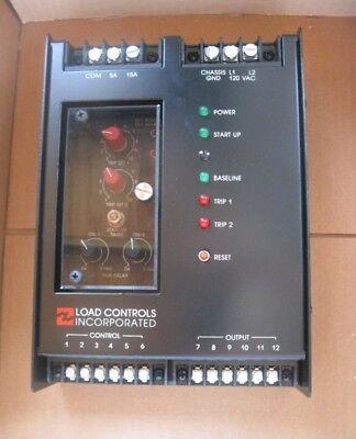 Load Controls Inc Compensator Motor Load Pcr-1820 New