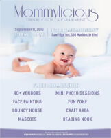 Fort McMurray Mommylicious - September 11, 2016