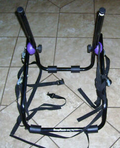 SNAPRACK BIKE CARRIER - HOLDS 3 BIKES