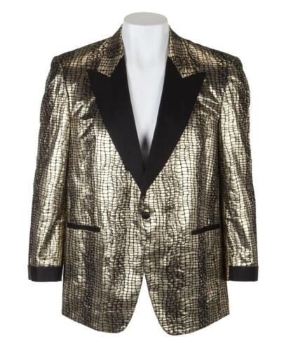 BB King Owned & Stage Worn Custom Jacket Coat JULIEN
