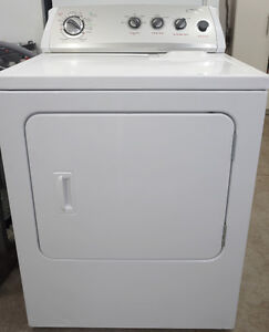Newer Whirlpool Dryer with Accu-Dry