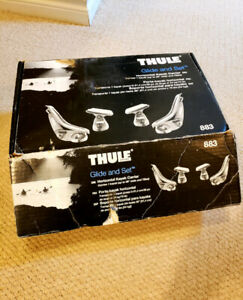 Thule kayak carrier (EXCELLENT)