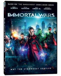 Immortal Wars DVD excellent condition!