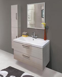 Vanité de salle de bain ( encore dans sa boite)