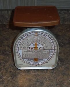 VINTAGE WEIGHT SCALE HOME DECOR DESIGNER PIECE