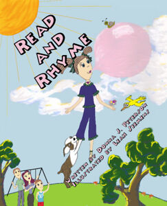 Read & Rhyme - By Local Author - Brand New!
