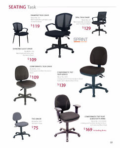 New Office & Computer Chairs starting at $37 - Moncton, NB