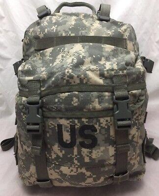 US Army Military Surplus Molle II Assault Pack Back Pack ACU Digital Camo