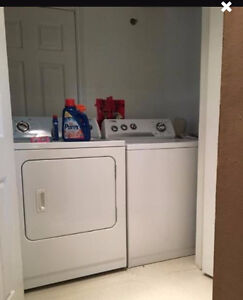 1 Bedroom Bright Basement Apartment! Internet included!!