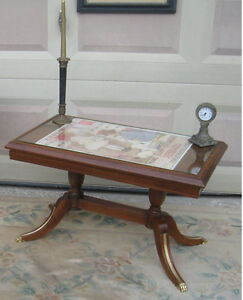 Vintage Coffee/accent Table