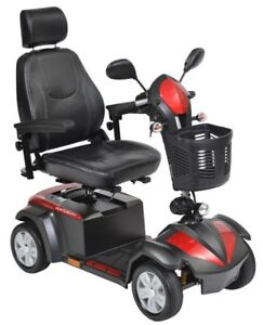 Brand New Drive Medical Ventura Power Mobility Scooter, 4 Wheels
