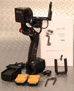 Shape ISEE1 Handheld gimbal for GoPro or similar cameras.