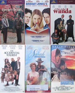 Chic flic Movies on VHS tape (33)
