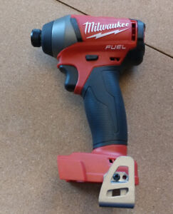 "Milwaukee M18 Fuel 1/4"" Brushless Impact Driver (2753-20)"