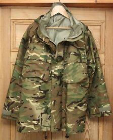 Brtish Army MVP Goretex Jacket - MTP - Size 170/104