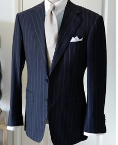 TAILOR-MADE BESPOKE SUITS