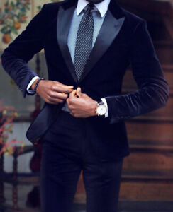 TAILOR-MADE BESPOKE FORMAL SUITS