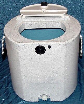 Keepalive Aerator KA500  with 20 Gallon INSULATED Fish Tank   Live Baitwell