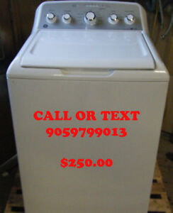 Like New GE 4.9 Cu.Ft Top Load Washer OR 7.0 Cu.Ft. Maytag Dryer