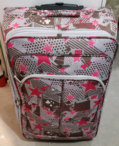 Several Travel luggage