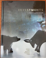 Investments Eighth (8th) Canadian Edition