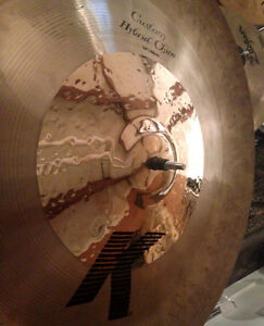 Zildjian K Custom Hybrid China 19po