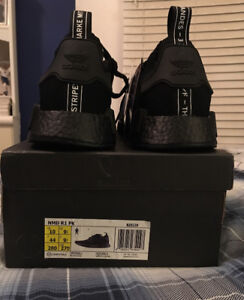 NMD Triple Black Japan - Size 10
