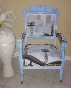 very beatiful antique chair
