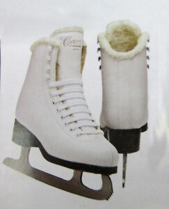 Patins glace marque JACKSON (CAMEO) Taille 10 (Fille 4-5 ans)