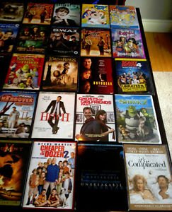 DVDs; perfect for Christmas / parfait pour Noel Gatineau Ottawa / Gatineau Area image 4
