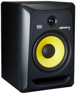 KRK RP8G3-NA Rokit 8 Generation 3 Powered Studio Monitor