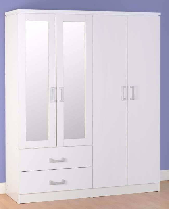Brand New - Wardrobe - White