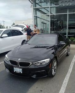 2014 BMW 4-Series M Pkge Coupe (2 door)