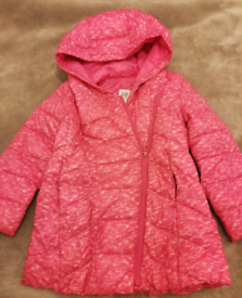 Girls coat , size 4/5 y.o.