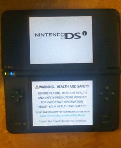 Nintendo DSi XL Console Only