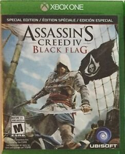 Assassin's Creed IV black flag pour Xbox one