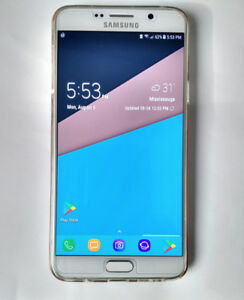T-Mobile Samsung Galaxy Note 5 4/32GB Unlocked Perfect Condition