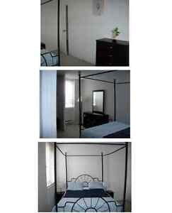 Fully furnished 1Br condo w/balcony, phone, WiFi, cable, parking