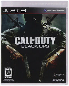 Jeu Call of Duty Black OPS Pour Ps3