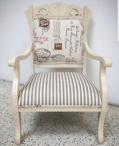 Eastlake chair