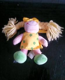 Mini Rag doll