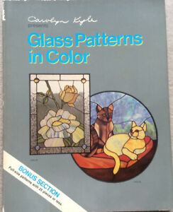 Stained Glass Design Books