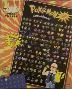 Pokemon Puzzle and Handbooks