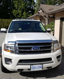 2015 Ford Expedition Limited - one owner
