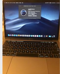 "2016 13"" MacBook Pro Retina TOUCHBAR  256GB SSD Editing Software"