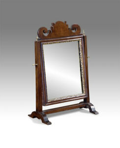 Looking for Desktop Small Vanity Cheval Mirror -Possibly Antique