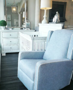SPRING BLOWOUT! Gliders, Nursery Furniture, Cribs, Dressers...