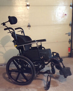 Nearly New Tilt Wheelchair