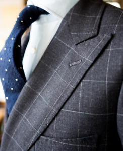CUSTOM-MADE FORMAL SUITS